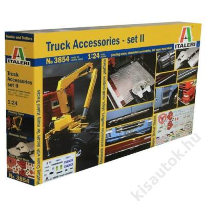 Italeri 1:24 Truck Accessories - set II