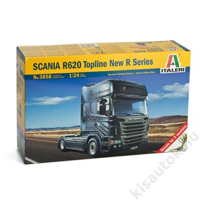 Italeri 1:24 Scania R620 Topline New R Series