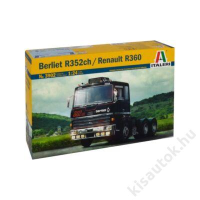 Italeri 1:24 Berliet R352ch / Renault R360
