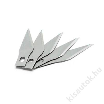 Revell makett tartalék penge szett Hobby kés Scalpel-hez
