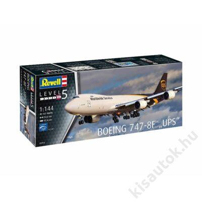 """Revell 1:144 Boeing 747-8F """"UPS"""""""