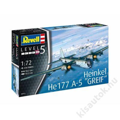 """Revell 1:72 Heinkel He177 A-5 """"Greif"""""""