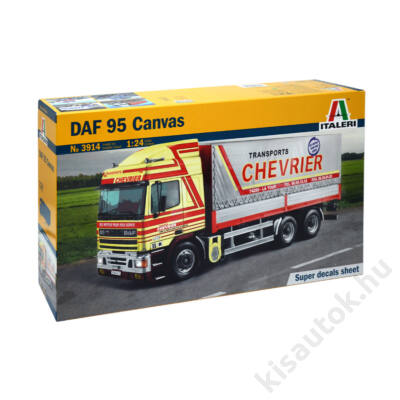 Italeri 1:24 DAF 95 Canvas