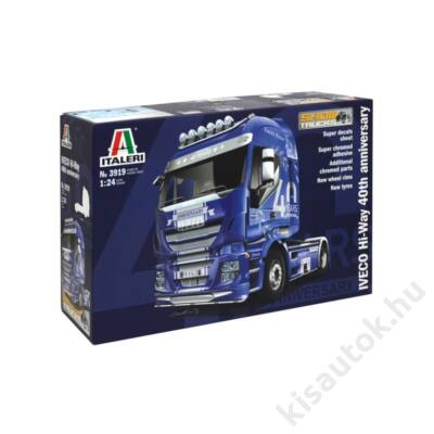 Italeri 1:24 Iveco Hi-Way 40th anniversary