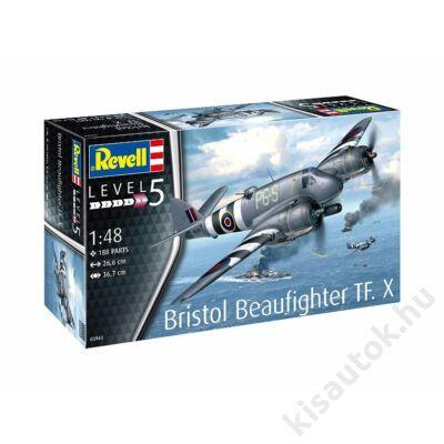Revell 1:48 Bristol Beaufighter TF. X repülő makett