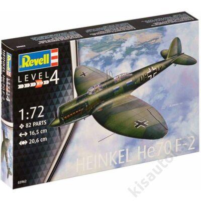 Revell 1:72 heinkel He70 F-2