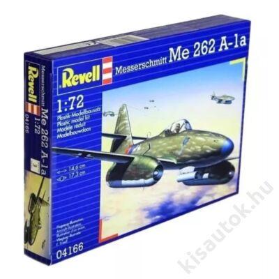 Revell 1:72 Messerschmitt Me 262 A-1a repülő makett