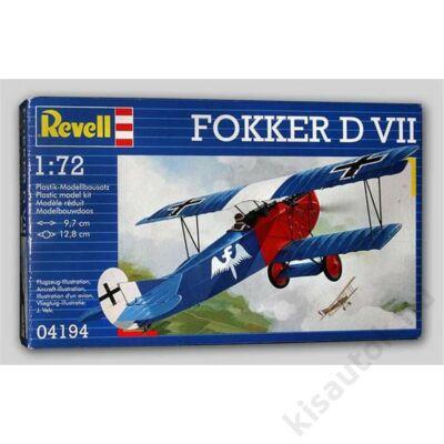 Revell 1:72 Fokker D VII