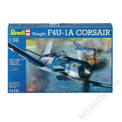 Revell 1:32 Vought F4U-1A Corsair repülő makett