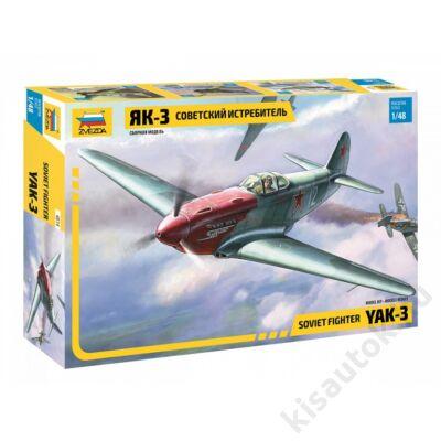 Zvezda 1:48 Soviet Fighter Yak-3