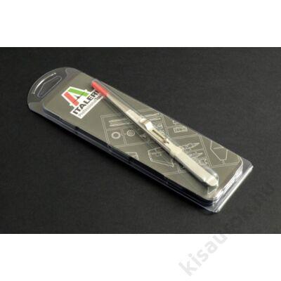 Italeri Finoman fogazott, rögzíthető csipesz (160 mm)