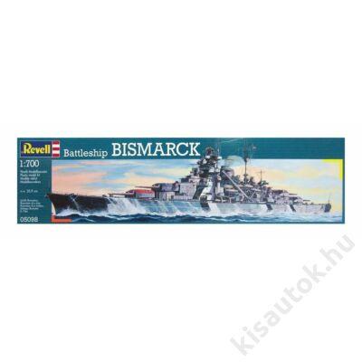 Revell 1:700 Battleship Bismarck