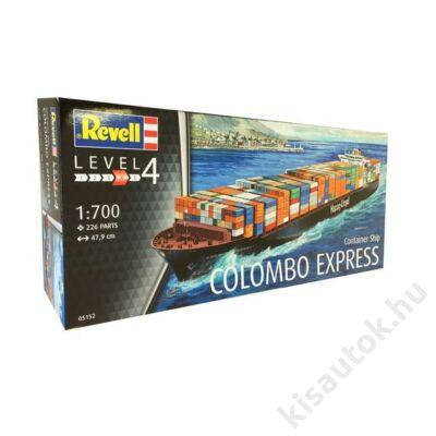 Revell 1:700 Container Ship Colombo Express hajó makett