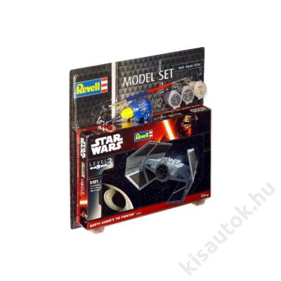 Revell 1:121 Star Wars Darth Vader's Tie Fighter SET