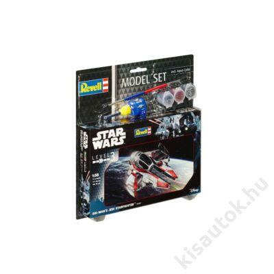 Revell 1:58 Star Wars Obi-Wan's Jedi Starfighter SET
