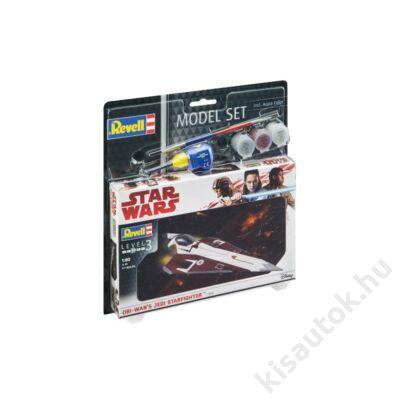 Revell 1:80 Star Wars Obi-Wan's Jedi Starfighter SET
