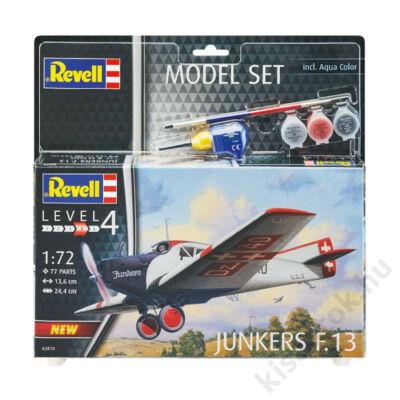 Revell 1:72 Junkers F.13 SET