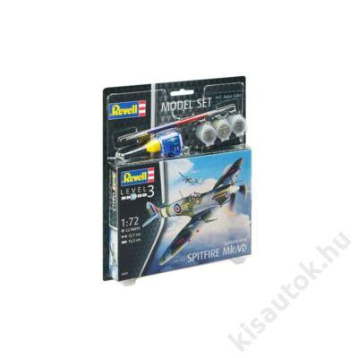 Revell 1:72 Supermarine Spitfire Mk. Vb SET