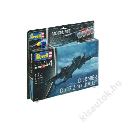 """Revell 1:72 Dornier Do17 Z-10 """"Kauz"""" SET"""