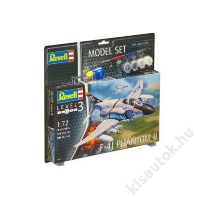 Revell 1:72 F-4J Phantom II SET