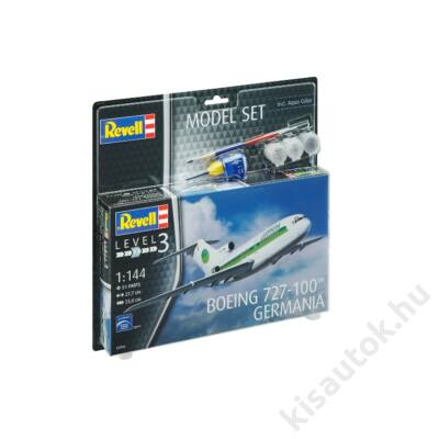 Revell 1:144 Boeing 727-100 Germania SET