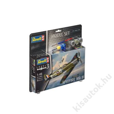 Revell 1:48 Supermarine Spitfire Mk.II SET