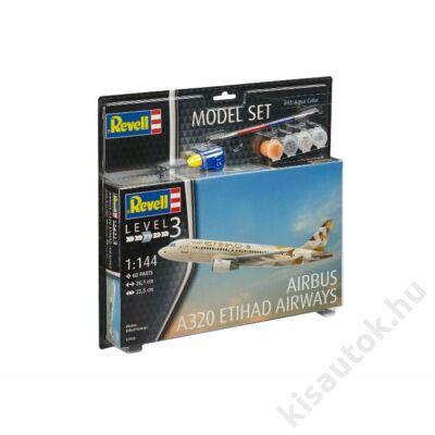 Revell 1:144 Airbus A320 Etihad Airways SET