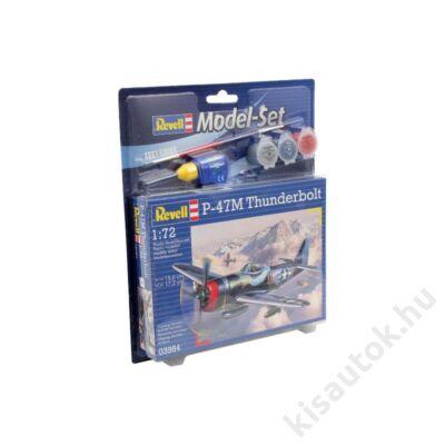Revell 1:72 P-47M Thunderbolt SET repülő makett
