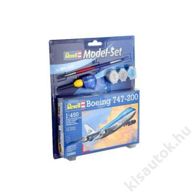 Revell 1:450 Boeing 747-200 SET repülő makett