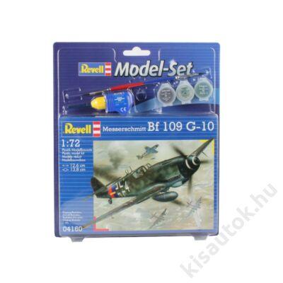 Revell 1:72 Messerscmitt Bf 109 G-10 SET