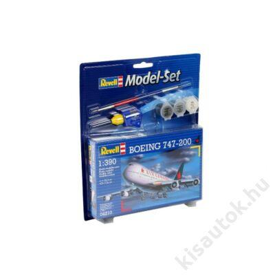Revell 1:390 Boeing 747-200 SET