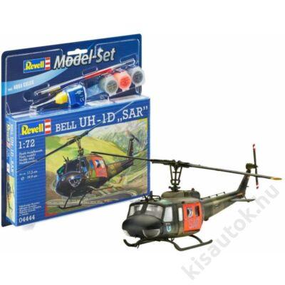 """Revell 1:72 Bell UH-1D """"SAR"""" SET helikopter makett"""