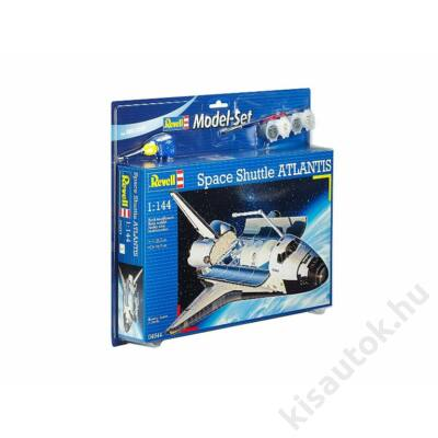 Revell 1:144 Space Shuttle Atlantis SET