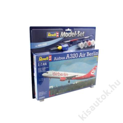Revell 1:144 Airbus A320 Air Berlin SET