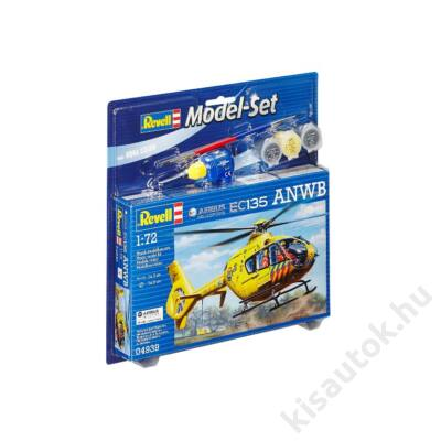 Revell 1:72 Airbus Helicopters EC135 ANWB SET