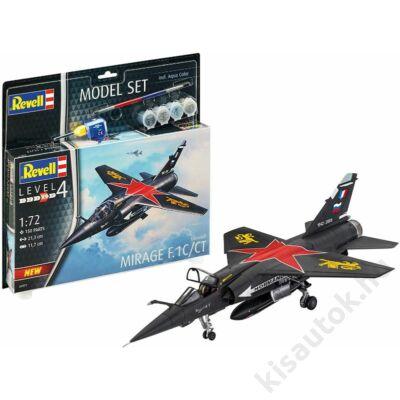 Revell 1:72 Dassault Mirage F.1C/CT SET