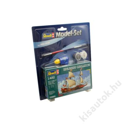 Revell 1:450 Spanish Galleon SET
