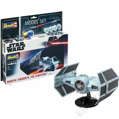 Revell 1:57 Darth Vader's Tie Fighter SET Star Wars makett