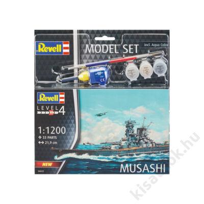 Revell 1:1200 Musashi SET