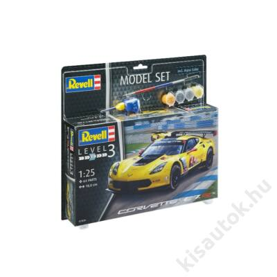 Revell 1:25 Corvette C7.R SET
