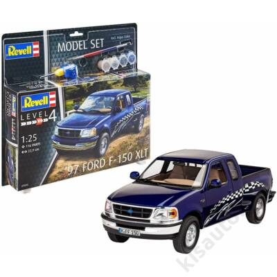 Revell 1:25 '97 Ford F-150 XLT SET