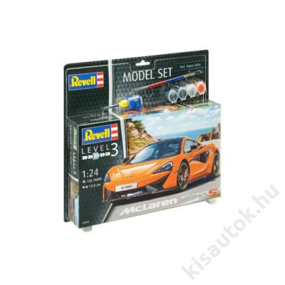 Revell 1:24 McLaren 570S SET autó makett