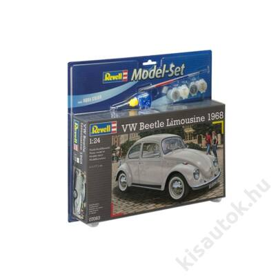 Revell 1:24 VW Beetle Limousine 1968 SET