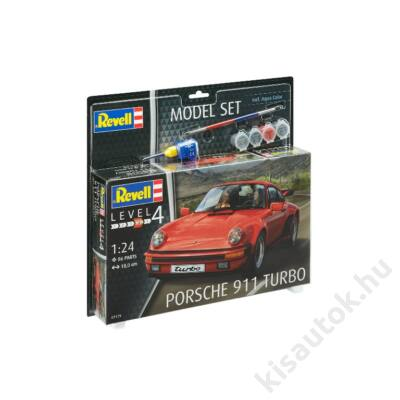 Revell 1:24 Porsche 911 Turbo SET