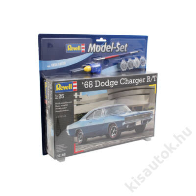 Revell 1:25 '68 Dodge Charger R/T SET