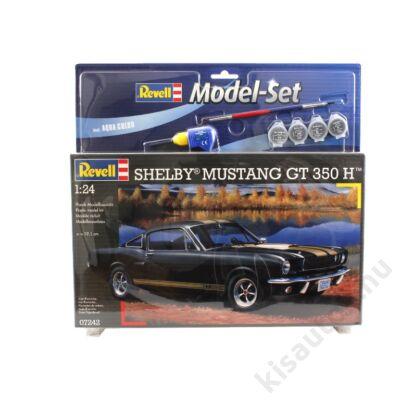Revell 1:24 Shelby Mustang GT 350 H SET autó makett