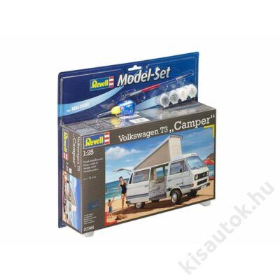 "Revell 1:25 Volkswagen T3 ""Camper"" SET"