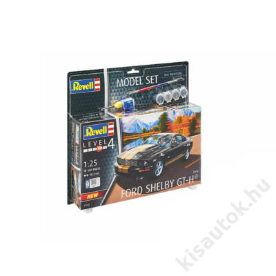 Revell 1:25 2006 Ford Shelby GT-H SET