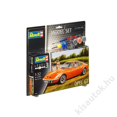 Revell 1:32 Opel GT SET
