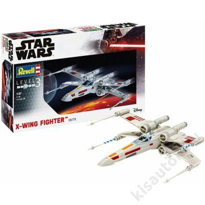 Revell 1:57 X-Wing Fighter Star Wars makett